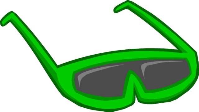 File:Green sunglasses 2013 version icon.png