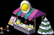 Lemonade stand School & Skate Party