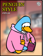 Penguin Style January 2006