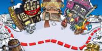 Rockhopper's Arrival Party