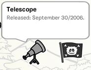 TelescopePinStampbook