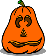 Silly Jack-O-Lantern In-Game (Off)