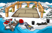 Winter Fiesta 2008 Dock