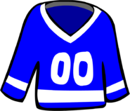Old Blue Hockey Jersey