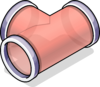 T-joint Puffle Tube sprite 048