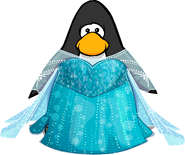 Elsa's Ice Queen Dress PC