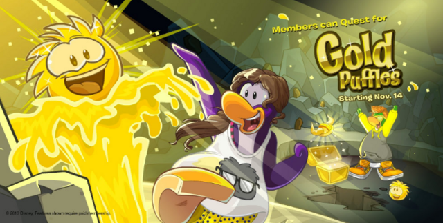 File:Golden Puffle Login.png