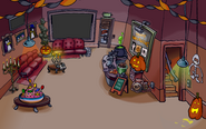 Halloween Party 2009 Coffee Shop