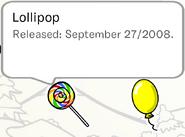 LollipopPin