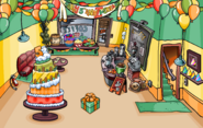 5th Anniversary Party Coffee Shop