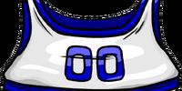 Blue Track & Field Uniform