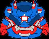 Iron Patriot Armor clothing icon ID 4828