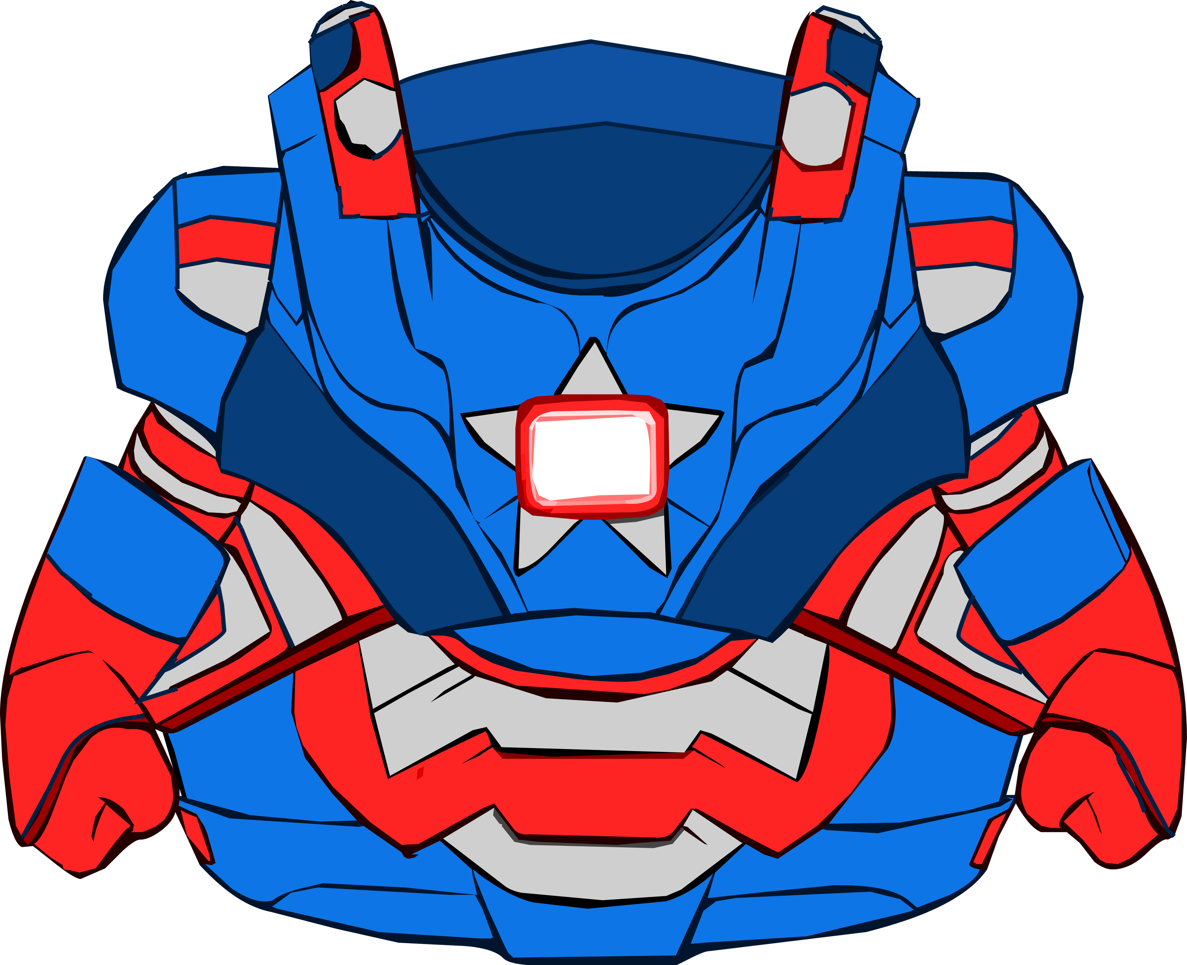 Iron Patriot Armor Iron Patriot Armor