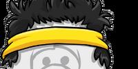 Yellow Sweat Band
