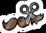 Mustache Pin icon