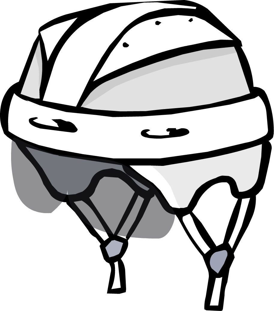 hockey helmet club penguin wiki fandom powered by wikia