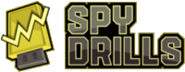 Spy Drills logo