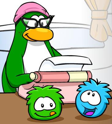 File:Aunt Arctic and her puffle.jpg