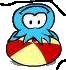 BluePuffleBall