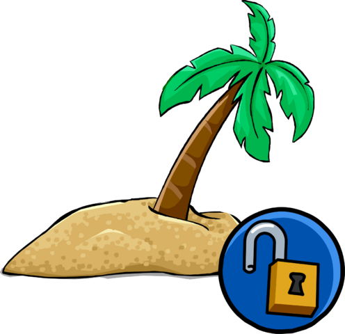 File:Desert Island unlockable icon.png