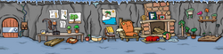 Herbert's lair panoramic room 2