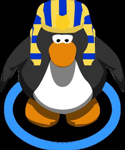 File:Pharaoh Headdress ingame.PNG
