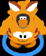 Orange Tabby Hoodie In Game