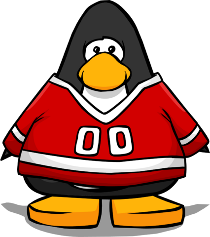 File:Red Hockey Jersey from a Player Card.PNG
