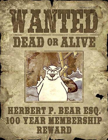 File:Herbert P. Bear 2 Wanted.jpg