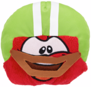 Touchdown Dome plush