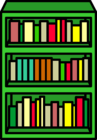 Green Bookcase sprite 003