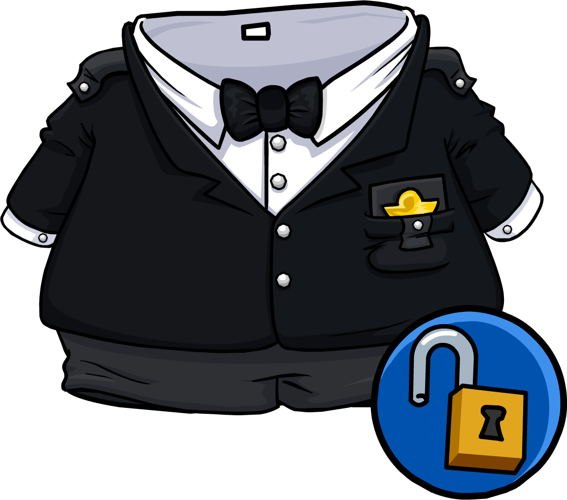 Classy Agent Suit Club Penguin Wiki Fandom Powered By