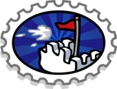 Fort Battle Stamp Icon 27
