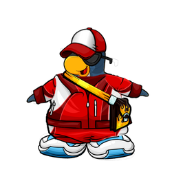 Pucho00's custom penguin