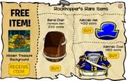 Rockhopper's Rare Items March 2010