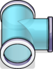 T-joint Puffle Tube sprite 072