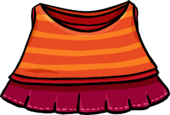Layered Lava Outfit icon