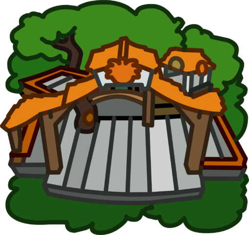 File:Orange Puffle Tree House icon.png