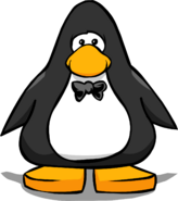Black Bowtie from a Player Card