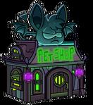 PetShopExteriorHalloweenParty2013