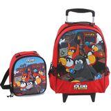 Dermiwil-Kit-2-em-1-Escolar-Club-Pinguin-Basic-Mochilete-G-Vermelha-Dermiwil-2701-60943-1