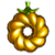 Gold berry icon