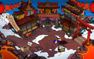 Card-Jitsu Party 2011 Town