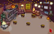 Halloween Party 2011 Book Room