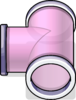 T-joint Puffle Tube sprite 034