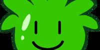 Green Puffle Balloon