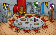 Medieval Party 2010 Pizza Parlor