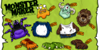 Monster Maker Catalog