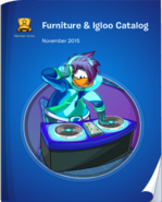 Furniture & Igloo Catalog November 2015