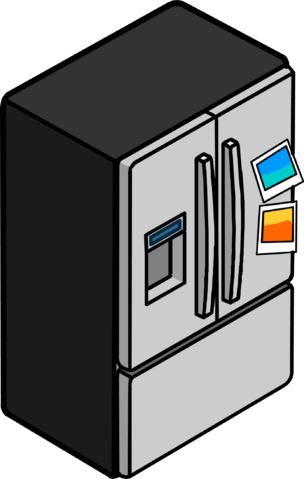 File:Brushed Steel Fridge icon.png